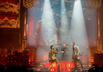 Queen + Adam Lambert - The Rhapsody Tour 2020 en London