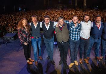 Live in the City - Skipinnish en Inverness