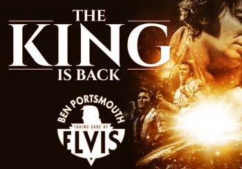 The King Is Back en Brighton
