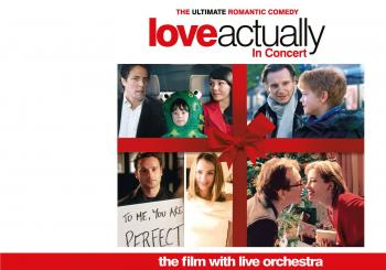 Love Actually - Film with Live Orchestra en Cardiff