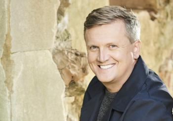 Aled Jones en Paisley