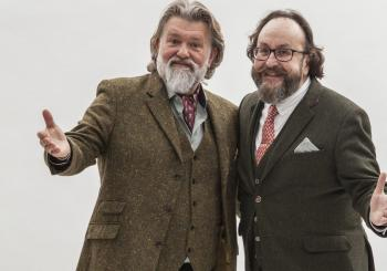 An Evening with the Hairy Bikers en Swansea