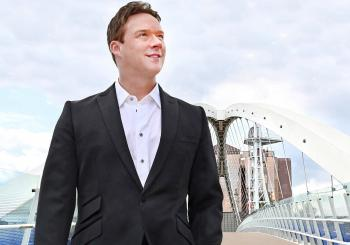 Russell Watson - 20th Anniversary of The Voice en Southend-On-Sea
