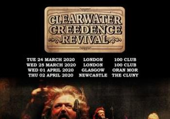Entradas Clearwater Creedence Revival en Revelation
