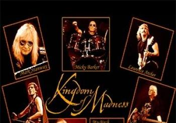 Entradas Kingdom of Madness en Hard Rock Cafe