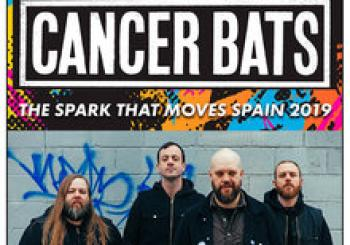 CANCER BATS (Zaragoza)