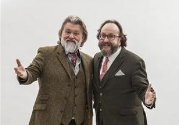 Entradas The Hairy Bikers en Hull City Hall