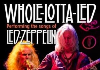Entradas Whole Lotta Led en Concorde 2