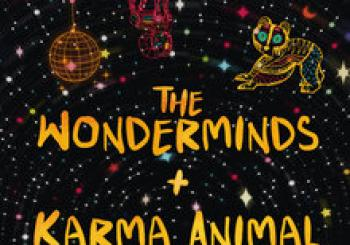 The Wonderminds + Karma Animal - Fábrica de Chocolate - Jueves 5 de Diciembre. En Vigo
