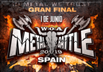 Final W:O:A Metal Battle Spain 2019 En Barcelona