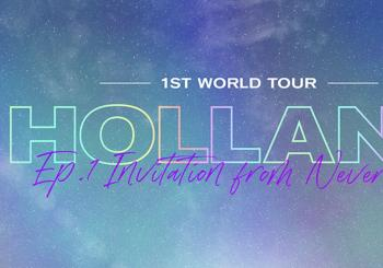 Holland 1st World Tour Ep.1: Invitation from Neverland en Madrid
