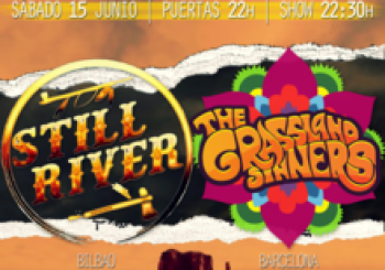 Still River + The Grassland Sinners en Niágara Santander