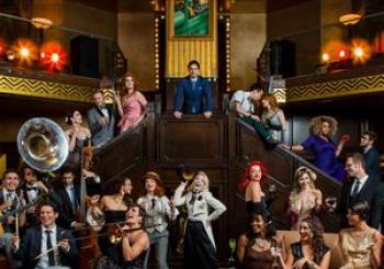 Entradas Scott Bradlees Postmodern Jukebox en Ipswich Corn Exchange