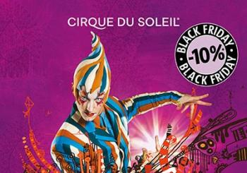 Entradas Cirque du Soleil - Kooza - Black Friday 10%-Mad en Madrid