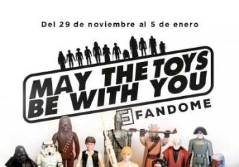 Entradas May the toys be with you-Juguetes de las Galaxias en Madrid