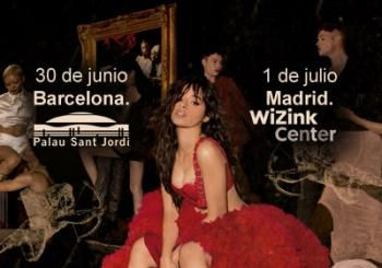 Entradas Camila Cabello - The Romance Tour en Madrid