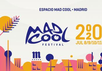 Mad Cool Festival 2020 - Abono 4 días en Madrid