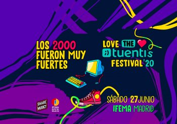 Love the Tuenti's Festival 2020 en Madrid