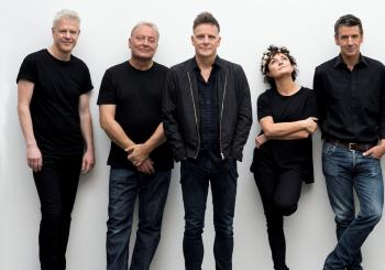 Deacon Blue en Edinburgh