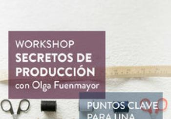 WORKSHOP: SECRETOS DE PRODUCCIÓN En Donostia