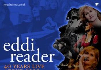 Entradas Eddi Reader 40 Years Live Tour en St Barnabas Church