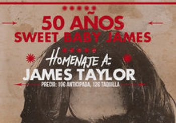 50 AÑOS DE SWEET BABY JAMES – Homenaje A James Taylor en Café Berlín, Madrid
