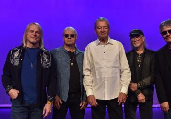 Deep Purple en Manchester