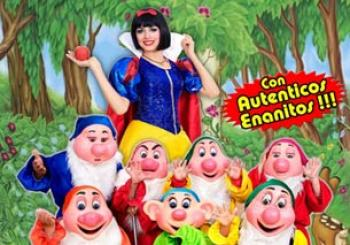 Snow White and the Seven Dwarfs - Pantomime 2020 - Family Performance en Whitley Bay