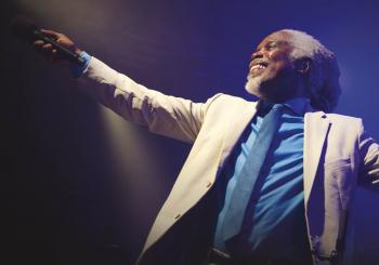 Billy Ocean en Glasgow