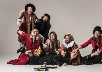 Sh*t Faced Shakespeare: Romeo and Juliet en Basingstoke