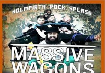 Entradas Holmfirth Rock Splash with Massive Wagons and guests en Picturedrome