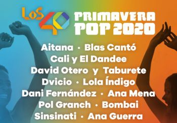 Los40 Primavera Pop 2020 en Madrid