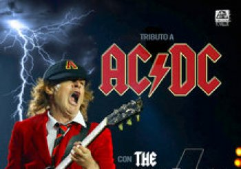 The Wires (Tributo a AC/DC). En Barcelona