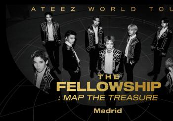 Ateez en Madrid