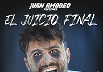 JUAN AMODEO - EL JUICIO FINAL - en Barcelona