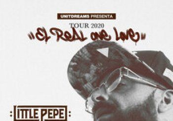 LITTLE PEPE - Murcia - Tour 2020 El real one love