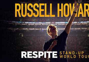 Russell Howard - Respite en Reading