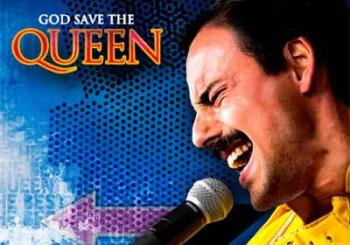 Entradas God Save the Queen en Málaga