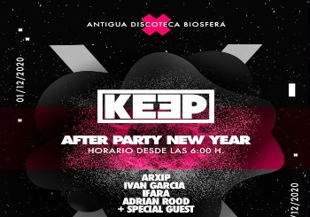 After Party New Year en Lanzarote