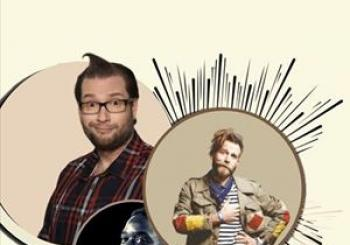 Entradas Stand up Comedy with Gary Delaney and Tony Law en Corn Exchange Stamford