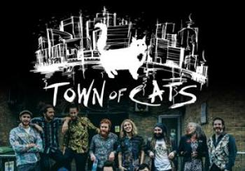 Entradas Town Of Cats Live at strings Bar and Venue en Strings Bar and Venue