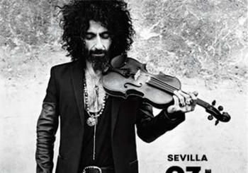 Entradas Ara Malikian - Royal Garage World Tour en Sevilla