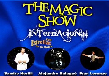 The Magic Show Internacional - Tenerife