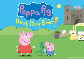 Peppa Pig's Best Day Ever! en Eastbourne
