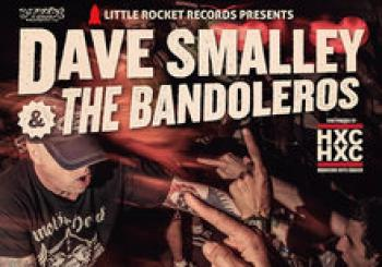 Dave Smalley & the Bandoleros + Paüra en Barcelona (Rocksound)