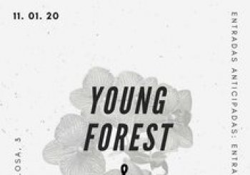 Young Forest + Alex Juarez en Abonavida. En Madrid