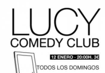Lucy Comedy Club. En Madrid