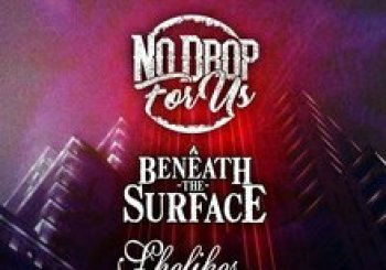 NoDropForUs + Beneath The Surface + Shelikes Crocodiles + Become the Murderer. En Madrid