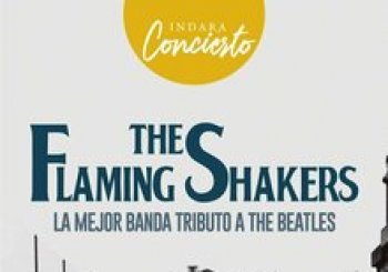 The Flaming Shakers Tributo The Beatles. En Pamplona
