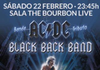 Black Back Band - Tributo AC/DC. En Yuncos